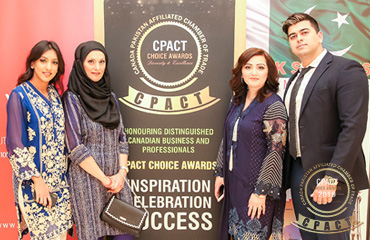 CPACT Choice Awards Gala 2019